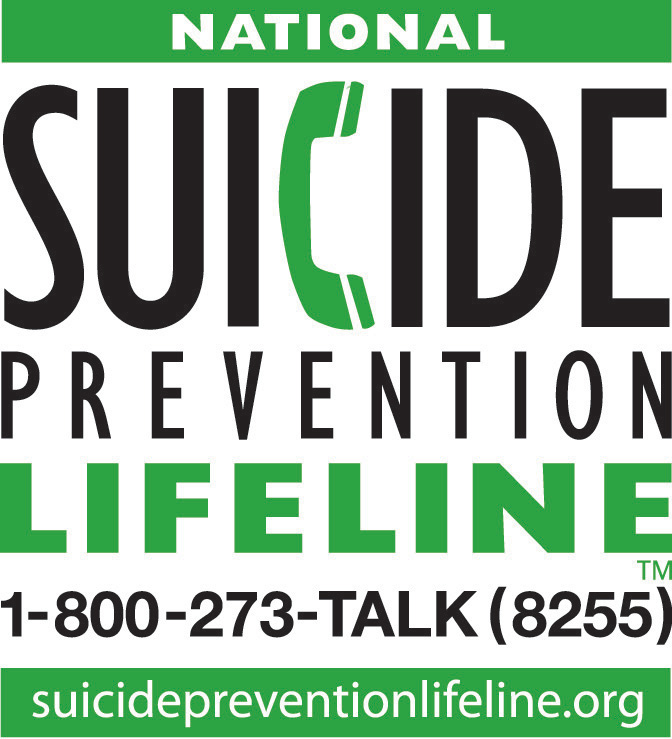 Nation Suicide Prevention Loss logo