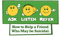 Suicide Prevention Training Logo