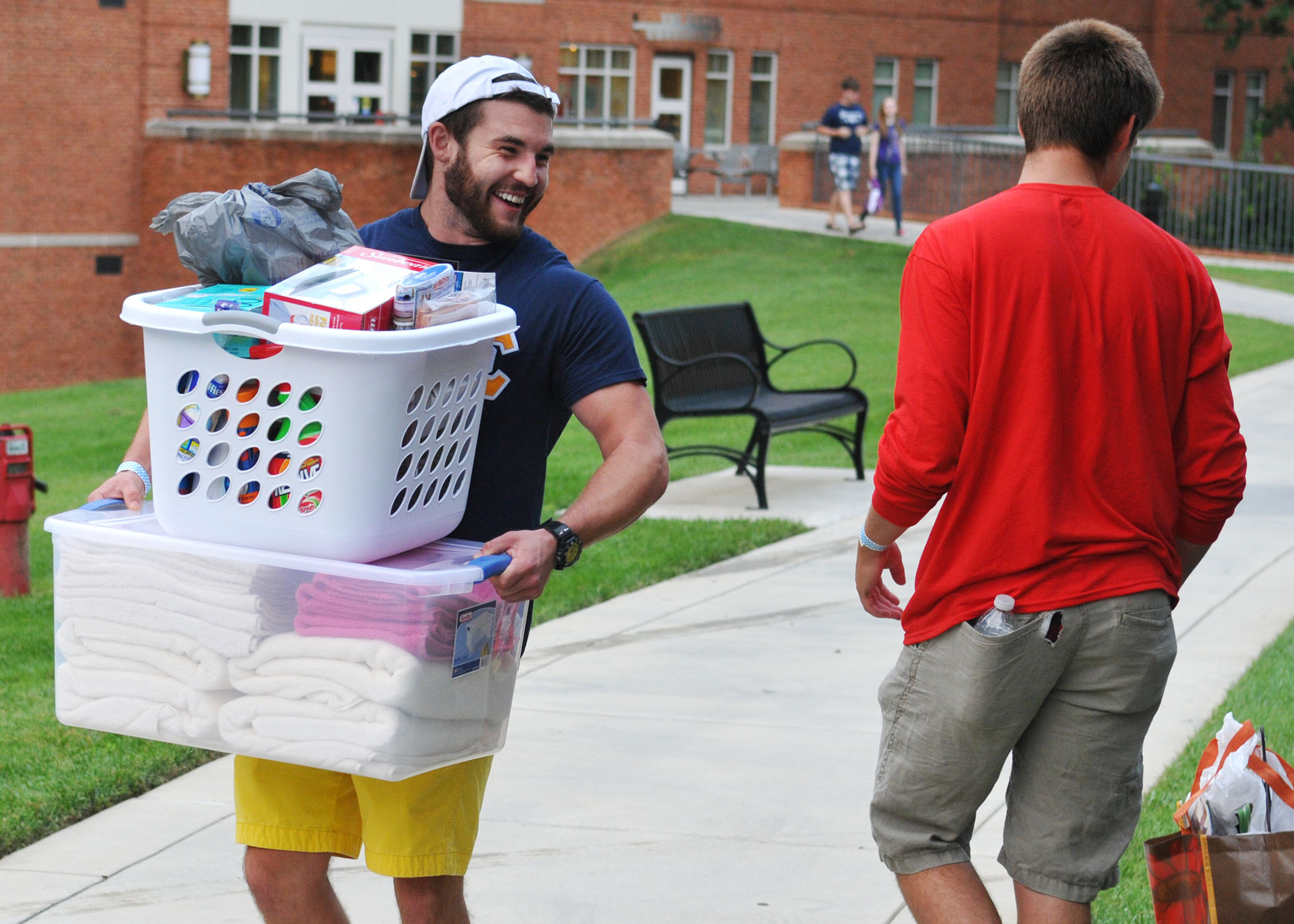 2014 move in