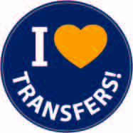 I Love Transfers Button