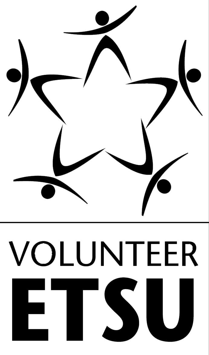 Volunteer ETSU Logo