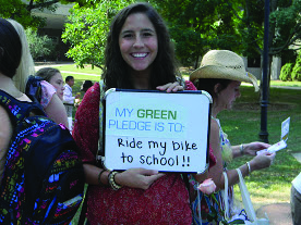 Green Pledge